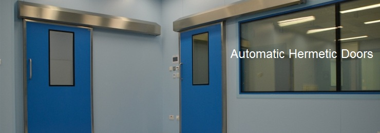 AUTOMATIC HOSPITAL DOOR, Hermetic hospital door, Airtight Door, ICU Door, hermetic door for hospitals, OT Door, sliding Hermetic Doors, doors bd, DOOR