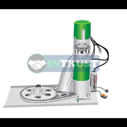 Automatic Rolling Shutter Side Motor