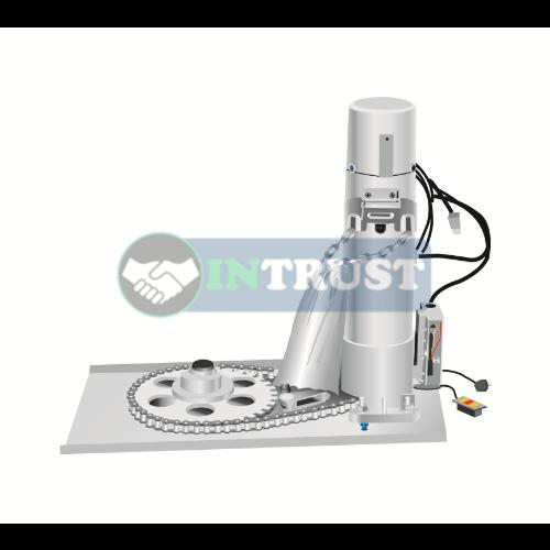 Automatic shutter motor